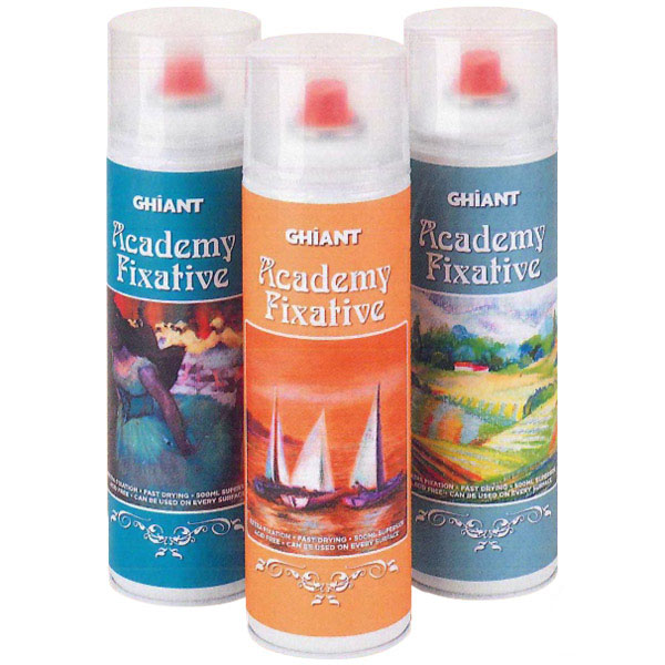 Spray Ghiant Academy Fixative 500 ml