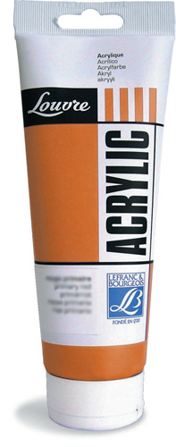 Akrilfesték ACRYLIC 200ml - Orange