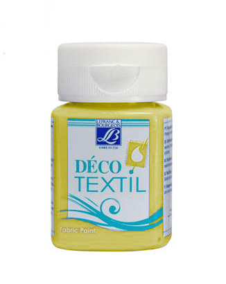 DECO Textil 50ml INTENSIVE - daffodil