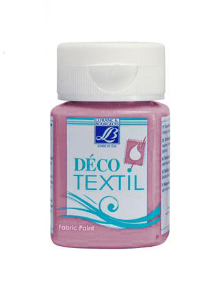 DECO Textil 50ml INTENSIVE - wedding pink