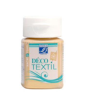 DECO Textil 50ml SPECIAL - gold