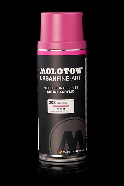 Spray MOLOTOW™ UFA Artist Acrylic 400ml Signal White