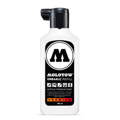 MOLOTOW™ üres flakon ONE4ALL - 180 ml