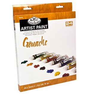 Gouche  ARTIST Paint 24x12ml
