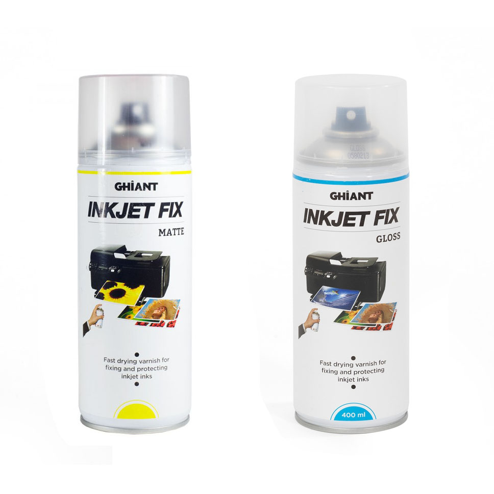 Fedőlakk spray Ghiant 400 ml