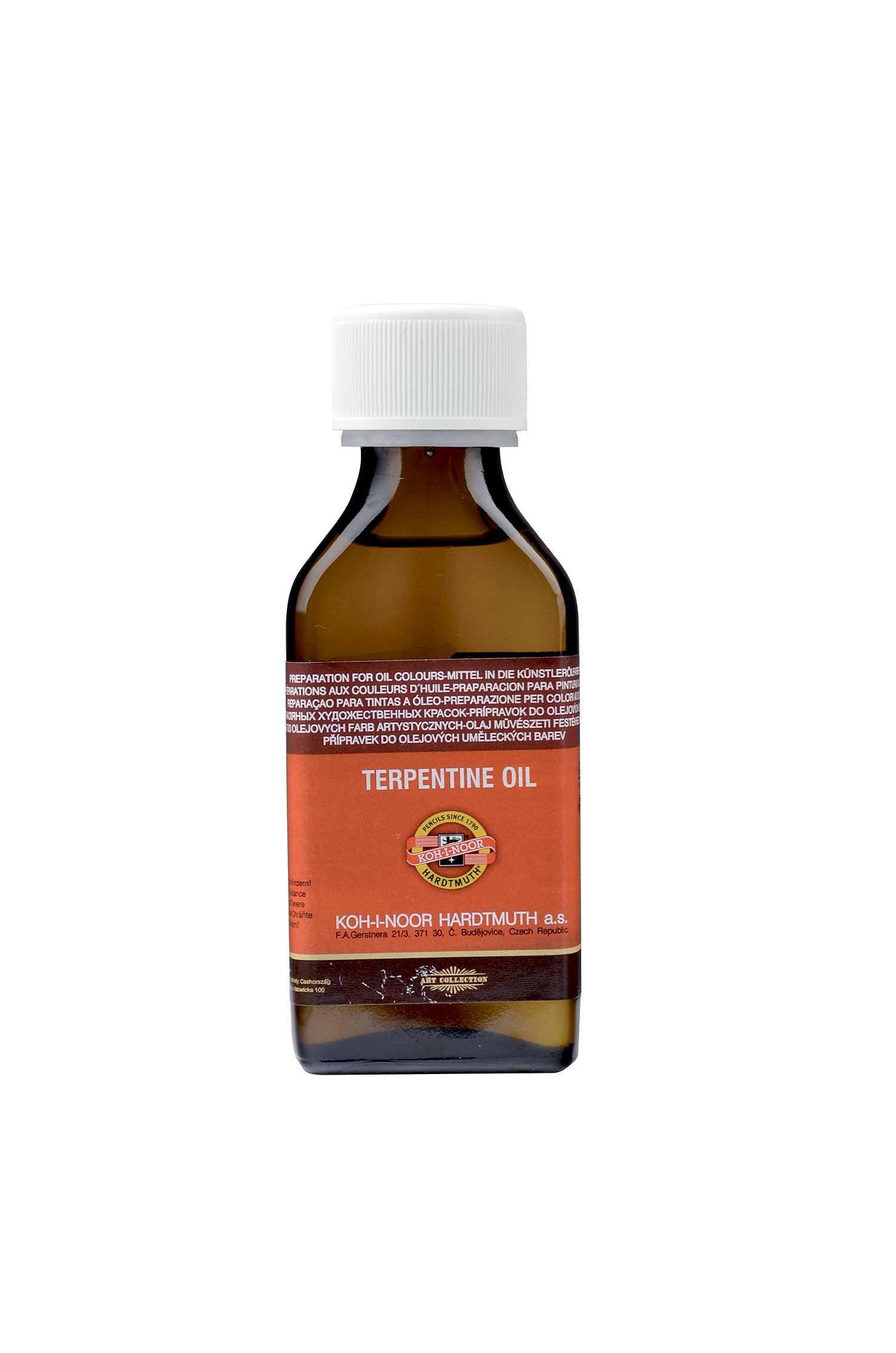 Terpentinolaj. 100ml