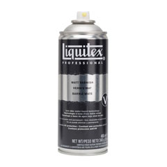 Liquitex Befejező lakk spray matt 400 ml