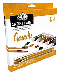 Gouche ARTIST Paint 18x12ml