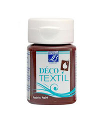 DECO Textil 50ml PASSIONATE - night black