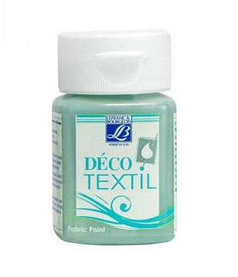 DECO Textil 50ml PASTELNE - milk cream