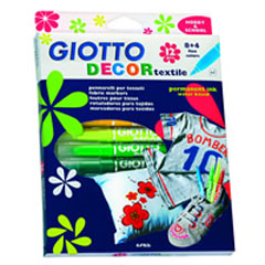 Textilfilc GIOTTO DECOR textile/ 12 szín