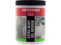Matt médium AMSTERDAM Extra Heavy 1000ml