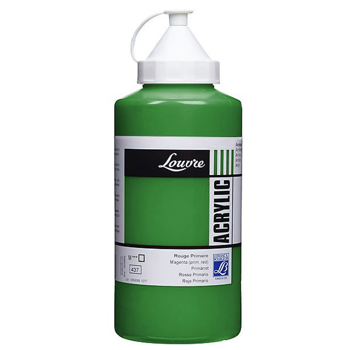 Akrilfesték ACRYLIC 750ml - Green oxide of chromium