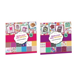 Craft Sensations kreatív szett scrapbooking-ra - 24 lap