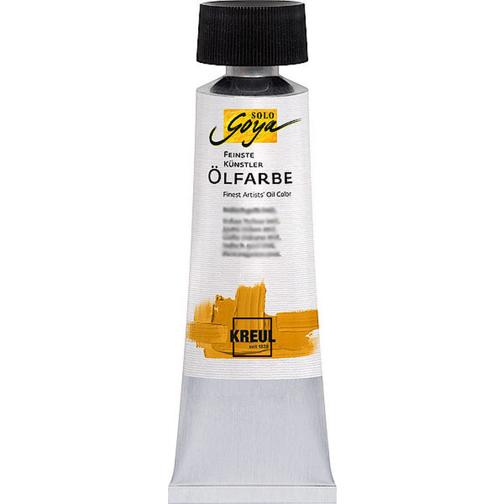 Finest Artists olajfesték Solo Goya 55 ml - Cadmium Yellow Deep Imit.